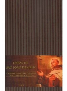 Obras de São João da Cruz (2 Volumes – Nebli) (FAC-SÍMILE)