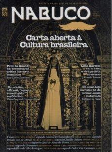 Revista Nabuco – Vol 1 – Carta aberta à cultura brasileira