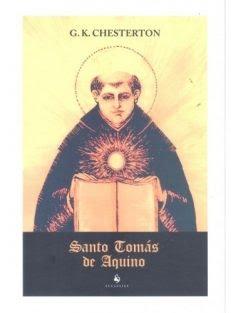 Santo Tomás de Aquino (Chesterton – Ecclesiae)